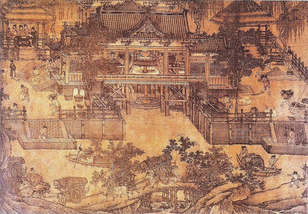 Song_Dynasty_grain_mill